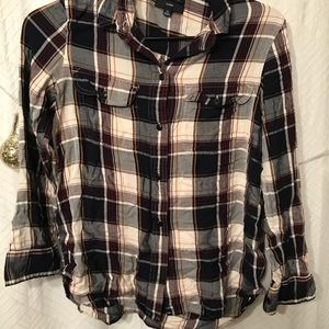 Madewell Classic Flannel size XS